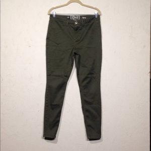 SO | Green Jeggings size 13